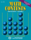 High School Contest Book Vol 5